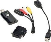 USB Video PC Grabber - VHS (Tulp) Naar DVD Converter - Videoband Digitaliseren