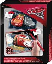 Slammer Disney Cars 3 Kraskunst
