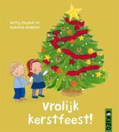 Vrolijk Kerstfeest! Een prentenboekje over eten bij opa en oma vol glitter, knutselideeën en simpele kerstliedjes voor peuters en kleuters