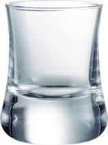 Durobor Club Amuseglas - 0,05 l - 6 stuks