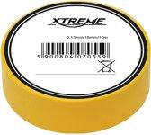 isolatie tape - geel - 15mm - 10 Meter
