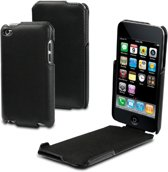 Muvit touch 4g snow clip case black
