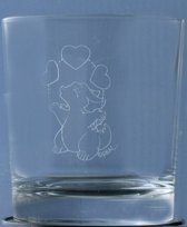 Pocket dragon Whiskey glas Kiss Kiss Kiss15th Anniversary Special Edition