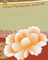 Linen Personal Journal
