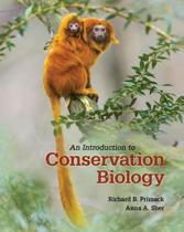Omslag van 'An Introduction to Conservation Biology'