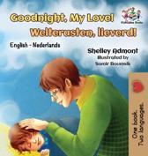 Goodnight, my love! welterusten, lieverd!