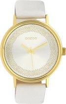 OOZOO Timepieces Wit horloge  (42 mm) - wit