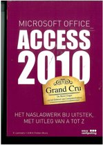 ACCESS 2010 GRAND CRU + DVD-rom