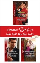 Harlequin Desire May 2017 - Box Set 2 of 2