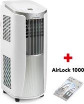 TROTEC PAC 2010 E & AirLock 1000 - Mobiele airco