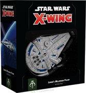 Star Wars X-wing 2.0 Lando's Millennium Falcon Exp
