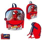 Spiderman rugzak 29 cm met 2 vakken
