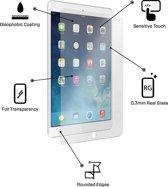 HoesjesMarkt - iPad Air Tempered/ Gorilla/ Protection Glass (Glazen Gehard) Screen Protector