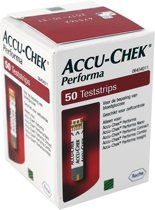 Accu Check Performa Bloedglucose Teststrip