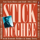 Stick Mcghee - New York Blues And R&B 1947-1955