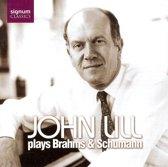 John Lill - Plays Bach & Schumann