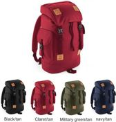 Urban explorer backpack, kleur Black / Tan