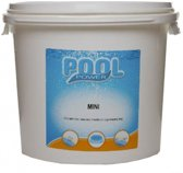 Pool Power Desinfectietabletten Mini 20gr - 5 Kg - chloortablet
