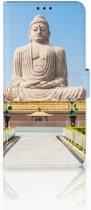 Huawei P Smart Plus Boekhoesje Design Boeddha