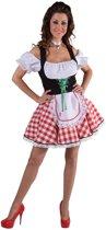 Tiroolse jurk kort - Maatkeuze: Maat L