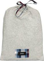 Hugo Boss heren pyjama set in cadeauverpakking - grijs -  Maat XL