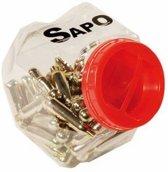 SapO container Co2-patronen 12gr. 60 stuks