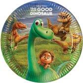 The Good Dinosaur Borden 23cm 8 stuks