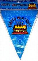 Happy Birthday vlagenlijn