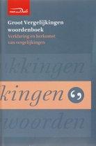 Van Dale Groot Vergelijkingenwoordenboek
