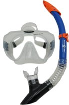 Aqua Lung Sports Malibu + Vera Cruz - Snorkelset - Clear