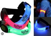 See Yu - Sportarmband - Led - Blauw