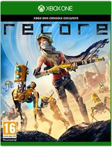 Microsoft ReCore, Xbox One video-game Basis Engels