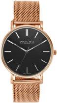 Lucardi - Donna Mae - Donna Mae mesh horloge DM1528R-230