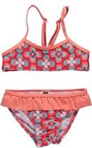 thumbnail Losan Meisjes Zwemkleding Bikini Oranje - Maat 98