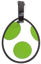 Nintendo - Yoshis Egg Rubber Luggage Tag