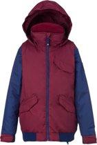 Burton Girls Twist Bomber jacket sangria / spellbound-L
