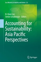 Accounting for Sustainability: Asia Pacific Perspectives
