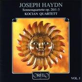 Sonnenquartette Op. 20,1-3