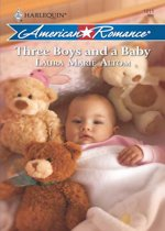 Three Boys and a Baby (Mills & Boon Love Inspired)
