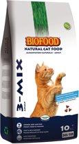Biofood Kat 3-Mix - Kattenvoer - 10 kg
