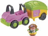 Fisher Price Little People Auto en camper