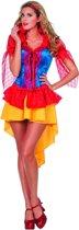 Sprookjesprinses jurk voor dame maat 46