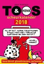Toos & Henk scheurkalender 2018