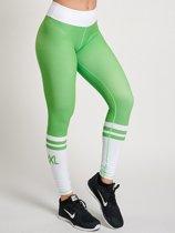Legging Cheerleader - Green - M