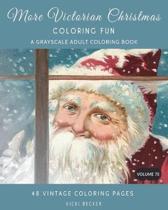 More Victorian Christmas Coloring Fun
