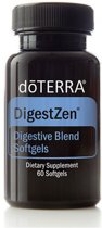 doTERRA DigestZen (ZenGest) Softgels (Gezonde spijsvertering) | 60st | Capsules | Etherische olie