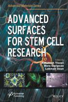 Advanced Surfaces for Stem Cell Research