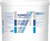 FLUWEX KW KWARTSMUURVERF WIT 4 KG