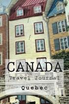 Canada Travel Journal