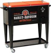 Harley-Davidson Forged In Iron Rijdende Cooler